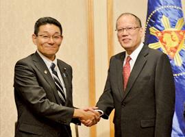 フィリピン:アキノ大統領
